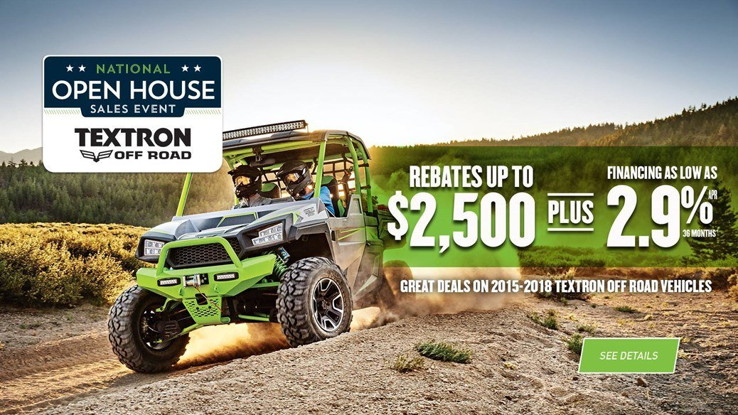 Textron Off Road - National Open House Sales Event