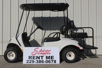 Shiver Golf Cart Rentals